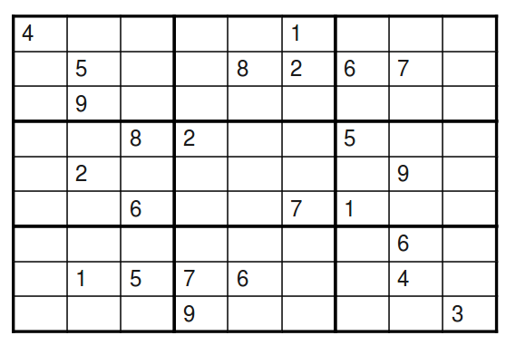 ToughestSudoku
